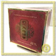Пуэр Шу Да-и «Туанча» (Шар Чайный) 357гр.